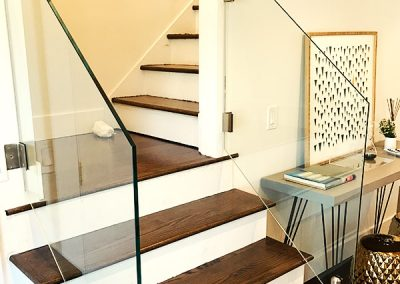 Custom Glass Handrails