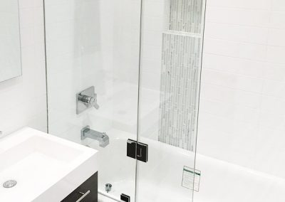 Custom Bathtub Doors