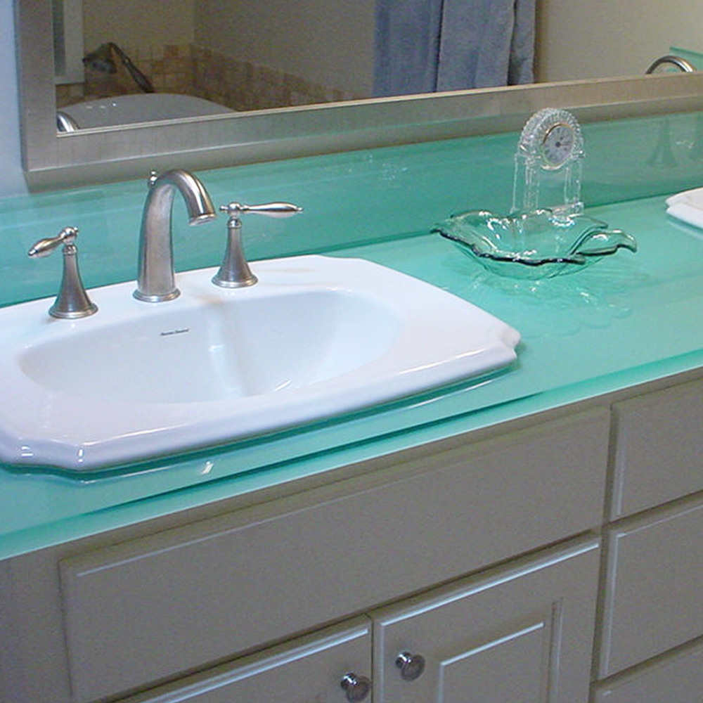 Glass Countertops - ShowerDoorPrices