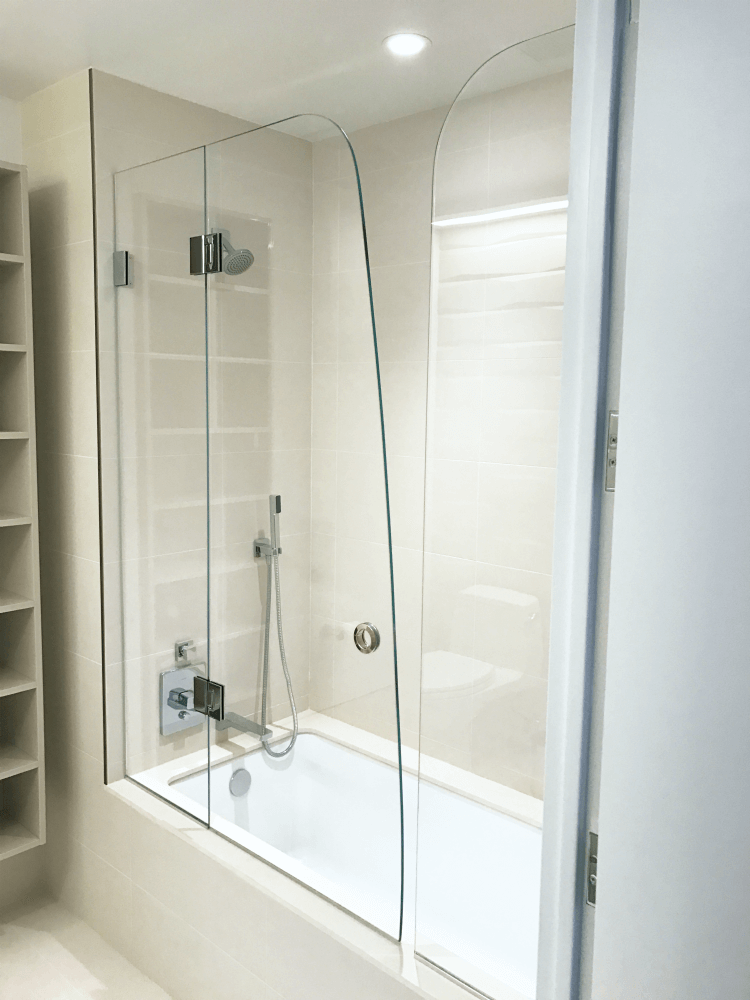 our prices starting as low as 490 - Tub Shower Doors