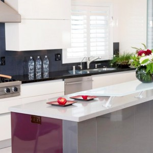 Glass Countertops for Kitchen