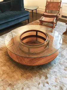 Round Glass Tabletop